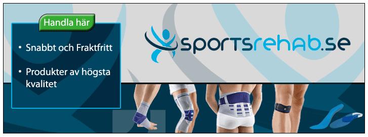 sportrehab armbågsskydd